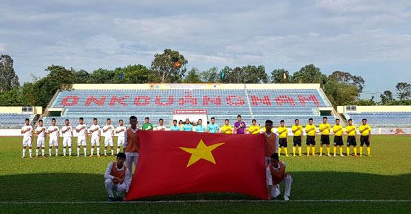 Trẻ Hà Nội và Bà Rịa Vũng Tàu giành vé tham dự trận chung kết giải hạng Nhì Quốc gia 2019