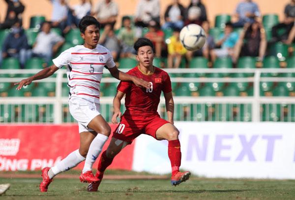 U18 Việt Nam dừng chân tại giải U18 Vô địch ĐNA - Cúp Next Media 2019