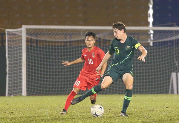 Australia tái đấu Malaysia trong trận chung kết giải bóng đá U18 Vô địch ĐNA - Cúp Next Media 2019