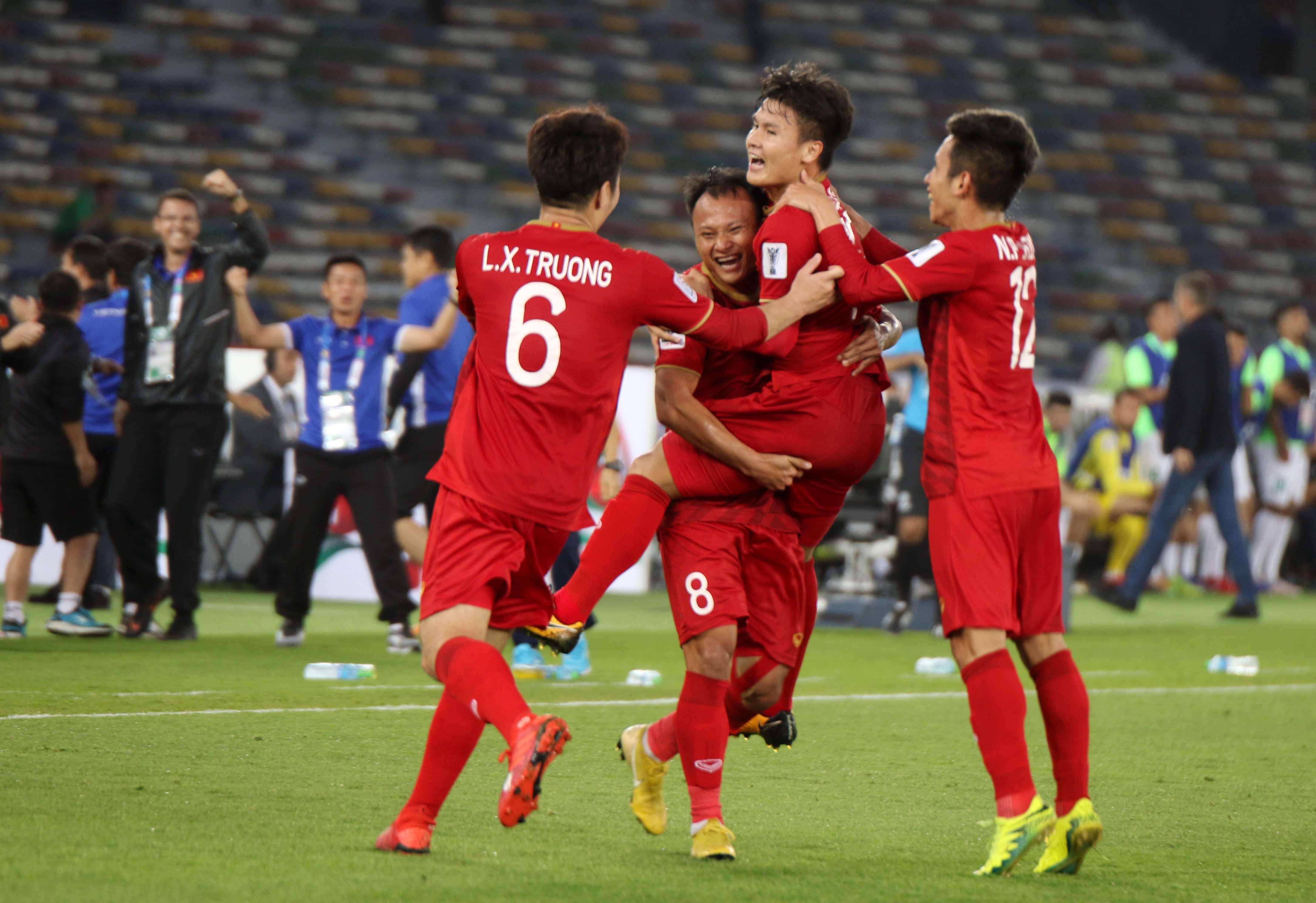 VOV, VTC sản xuất và phát sóng các trận đấu của ĐTQG Việt Nam tại Vòng loại World Cup 2022