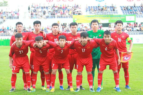 Việt Nam giành ngôi Á quân giải bóng đá nam U15 Quốc tế - Cúp Acecook 2019