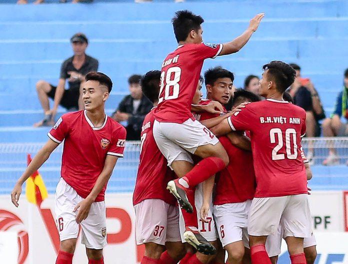 Vòng 20 HNQG LS 2019: CLB HL Hà Tĩnh vô địch sớm 2 vòng