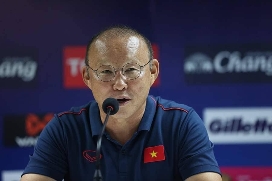 """HLV trưởng Park Hang-seo: """"Tôi và các cầu thủ đã chuẩn bị để thi đấu tốt nhất"""""""