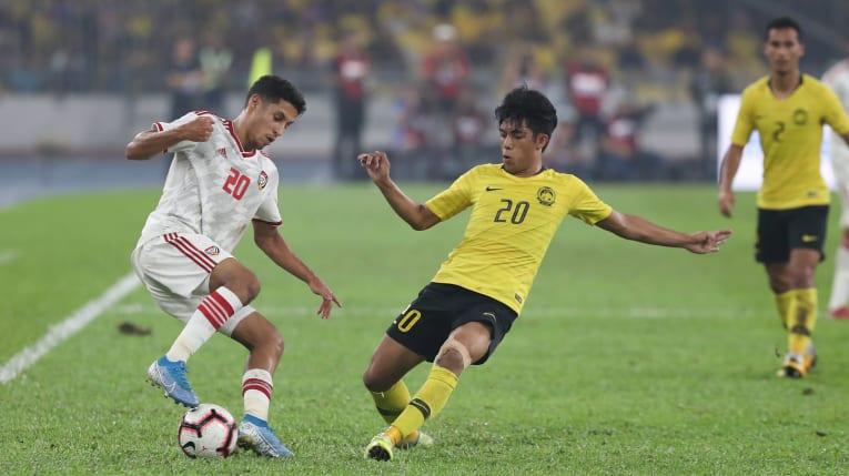 Malaysia 1-2 UAE: Quá tiếc cho chủ nhà
