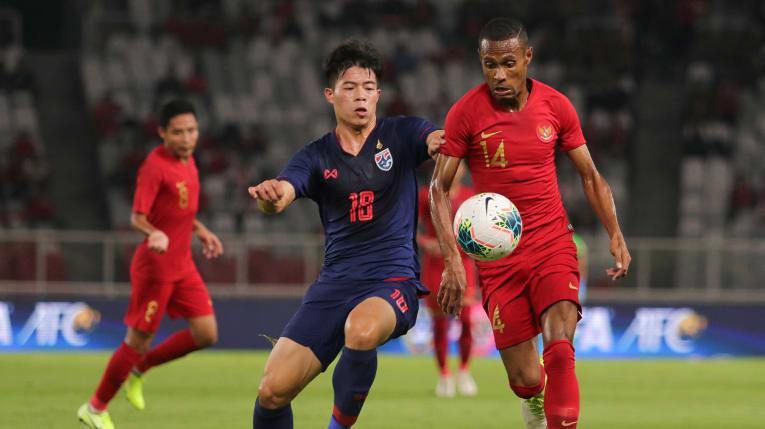 Indonesia 0-3 Thái Lan: Supachok toả sáng, Indonesia thua 'sốc' trên sân nhà