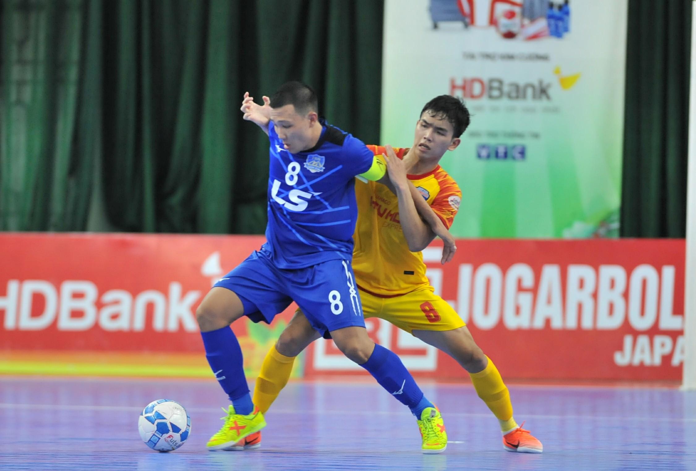 Lượt 15 VCK giải futsal HDBank VĐQG 2019: Thái Sơn Nam lỡ nhịp trước Đà Nẵng