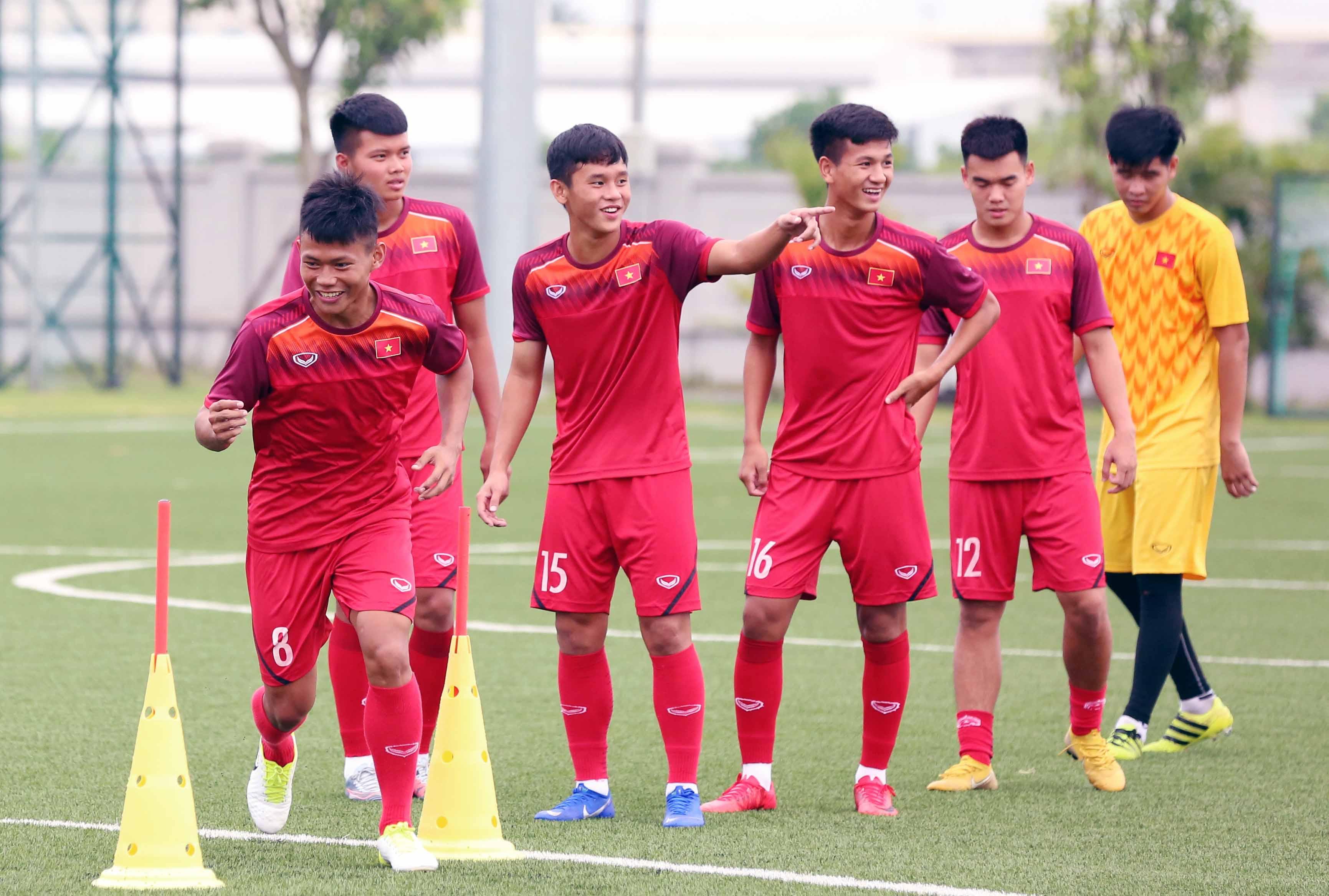 Danh sách ĐT U19 Việt Nam tập trung chuẩn bị cho Vòng loại U19 châu Á 2020 (Giai đoạn 1)