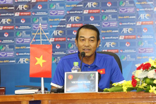 """HLV trưởng Đinh Thế Nam: """"U16 Việt Nam đã sẵn sàng bước vào vòng loại 16 châu Á 2020"""""""