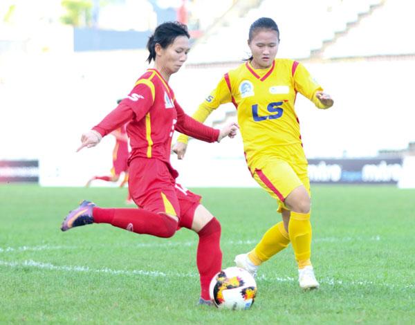Vòng 8 giải nữ VĐQG – Cúp Thái Sơn Bắc 2019 (14/9): TP.HCM I xây chắc ngôi đầu