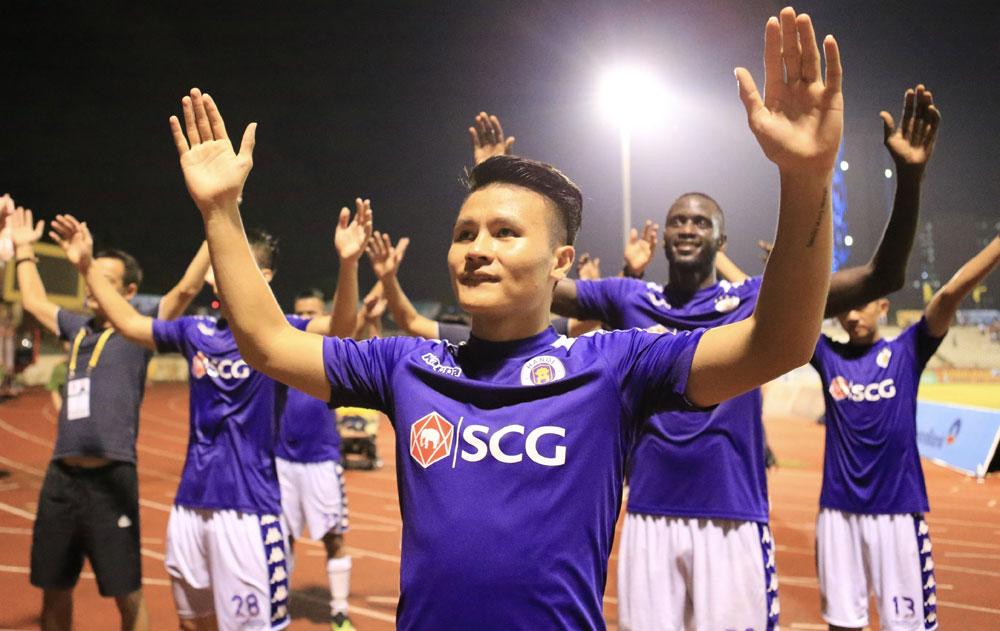 Vòng 24 Wake-up 247 V.League 1 – 2019: CLB Hà Nội vô địch sớm 2 vòng đấu