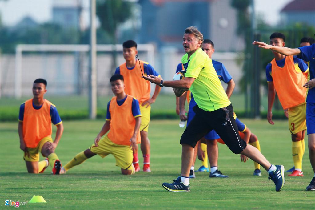Danh sách ĐT U19 Việt Nam tập trung chuẩn bị cho Vòng loại châu Á 2020 (Giai đoạn 2)