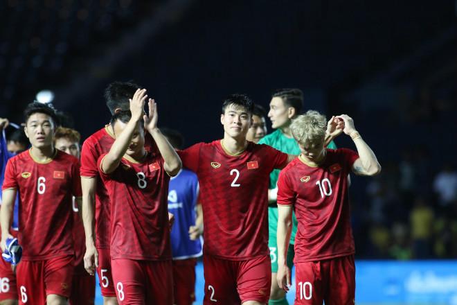 Danh sách ĐTQG Việt Nam tập trung chuẩn bị thi đấu Vòng loại World Cup 2022 (đợt 3)