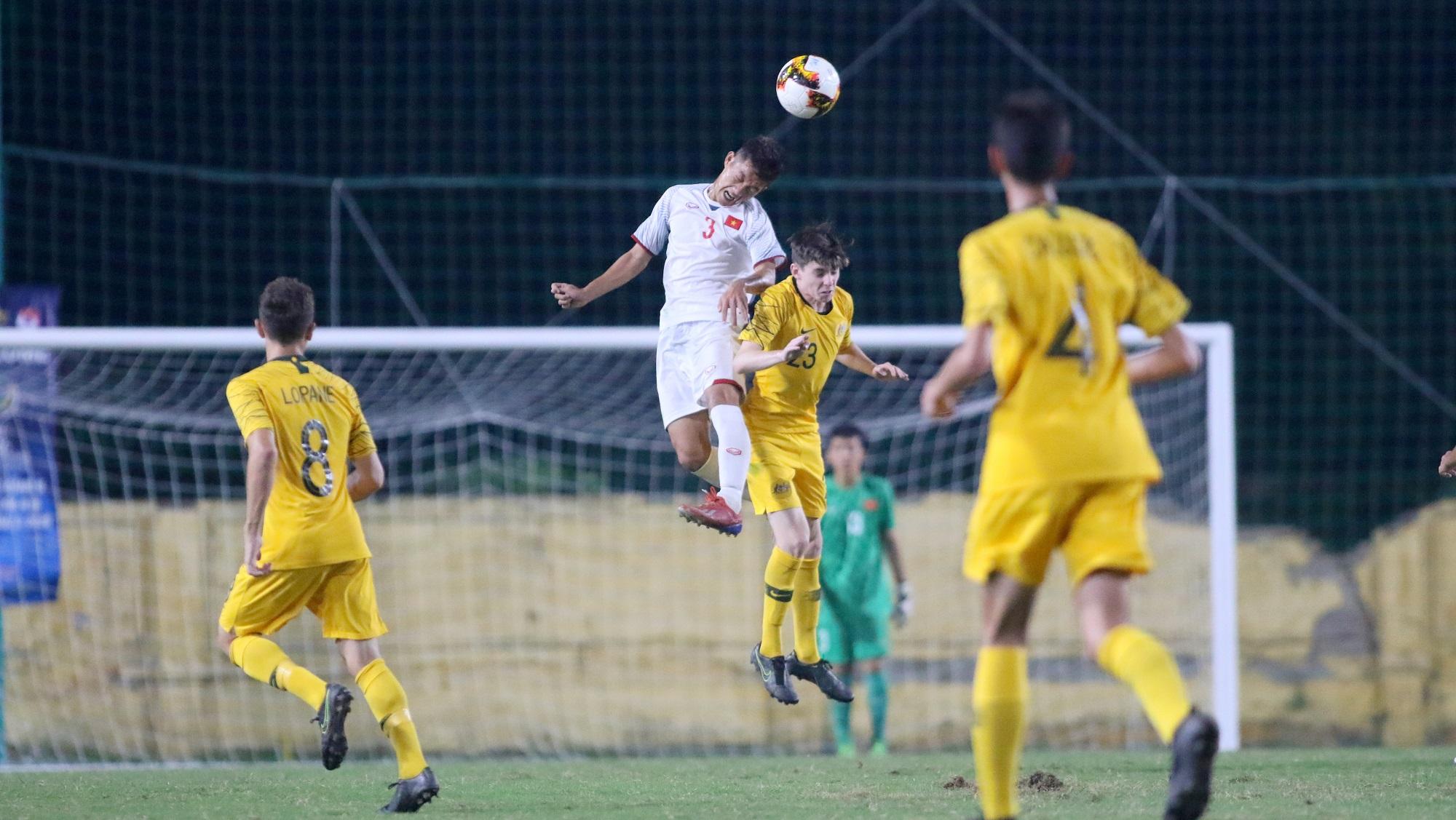 Vòng loại U16 châu Á 2020: Thua bàn phút cuối, U16 Việt Nam mất ngôi đầu bảng về tay U16 Australia