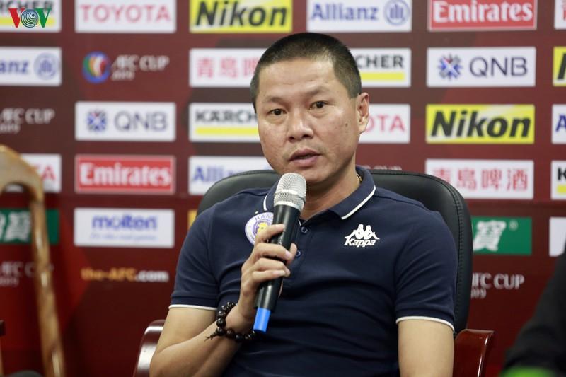 Hà Nội FC tự tin cao độ trước trận chung kết liên khu vực AFC Cup 2019