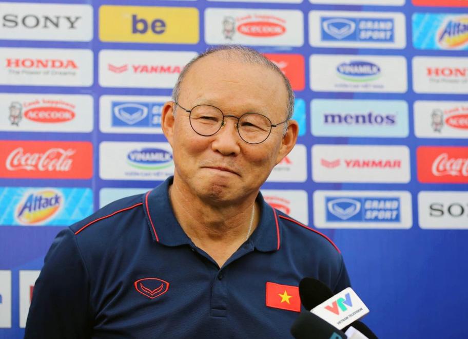 """HLV trưởng Park Hang-seo: """"Chúng ta phải nỗ lực thì vận may mới đến"""""""