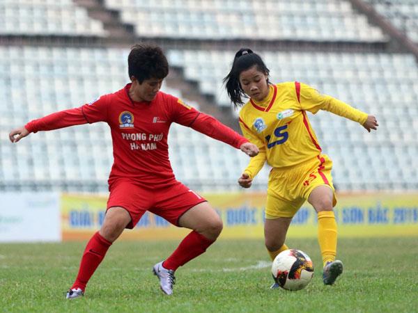 Vòng 12 giải BĐ nữ VĐQG - Cúp Thái Sơn Bắc 2019 (26/9): Chủ nhà thắng nhọc