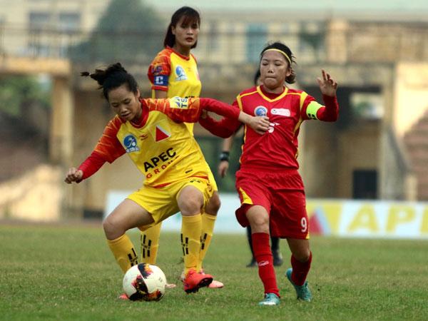 Vòng 13 giải BĐ nữ VĐQG - Cúp Thái Sơn Bắc 2019 (30/9): TP Hồ Chí Minh I vô địch sớm