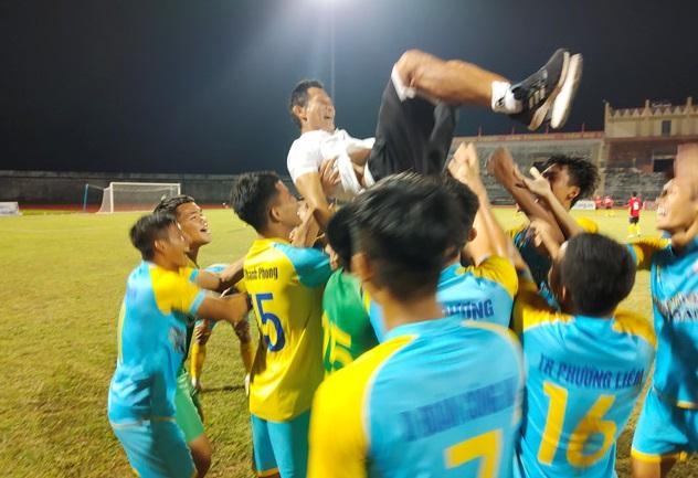 Kết thúc Vòng loại Giải vô địch U21 QG Báo Thanh Niên 2019: 3 suất vé cuối cùng dự VCK đã có chủ