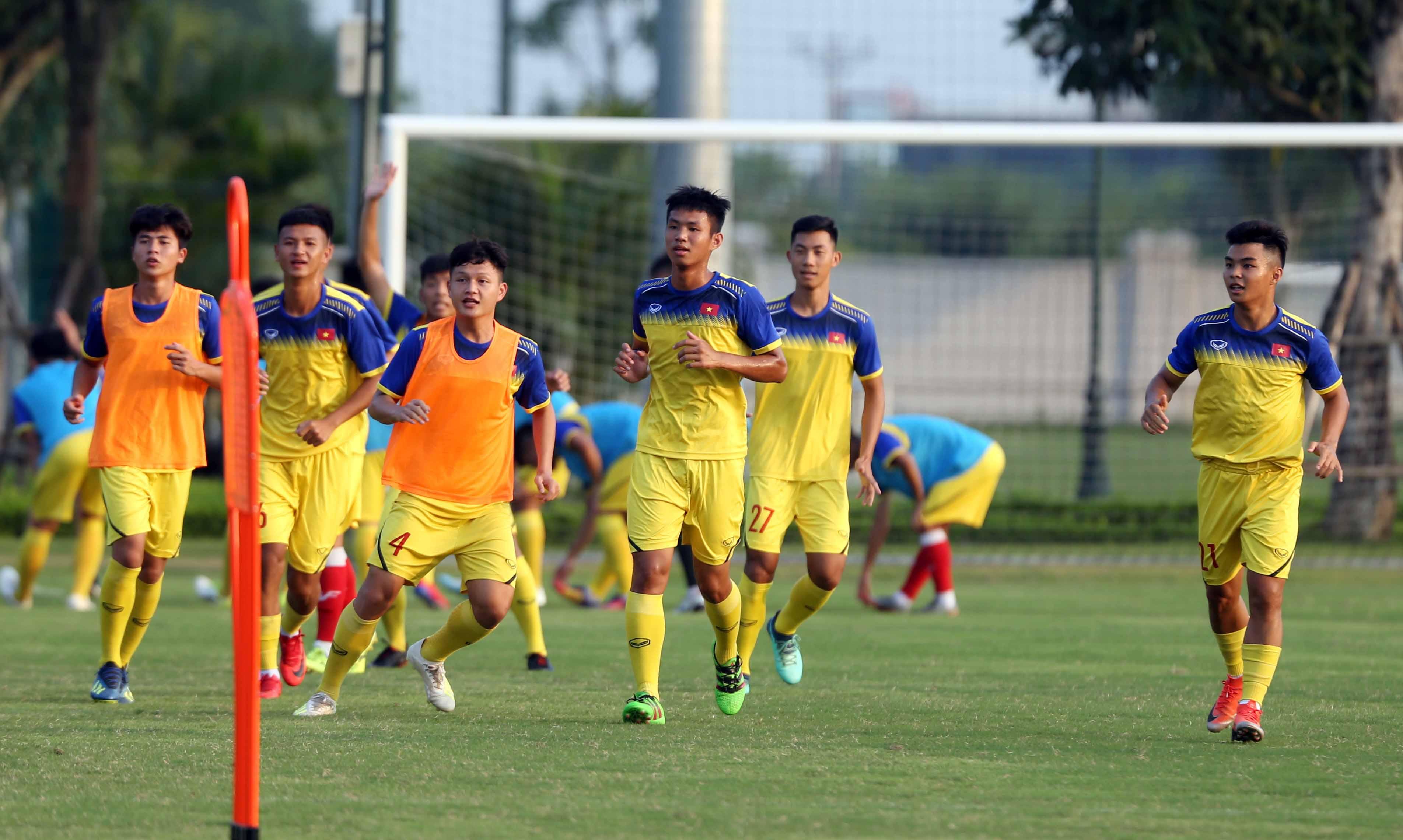 ĐT U19 Việt Nam đón sự trở lại của các cầu thủ vừa hoàn thành nhiệm vụ tại Vòng loại U21 QG