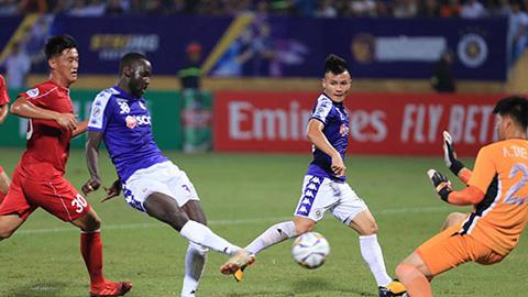 Hà Nội lỡ hẹn chung kết AFC Cup 2019 vì luật bàn thắng sân khách