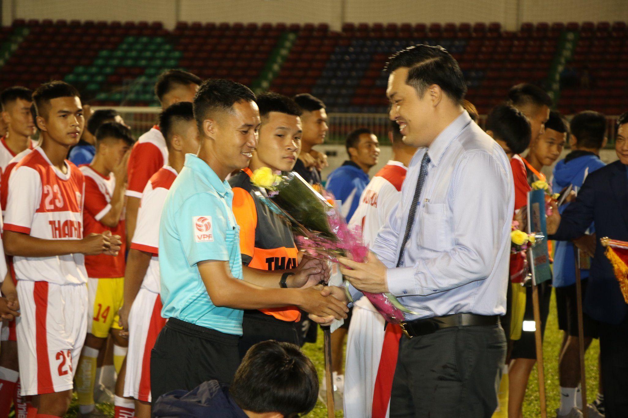 Khai mạc VCK giải vô địch U21 QG Báo Thanh Niên 2019: Hứa hẹn cuộc đua hấp dẫn và kịch tính