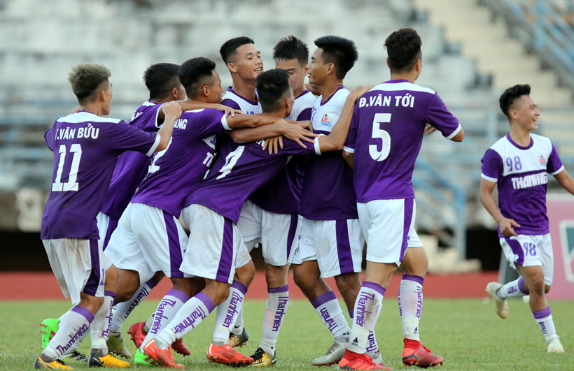 VCK giải vô địch U21 QG Báo Thanh Niên 2019 (bảng B): Hà Nội và Phố Hiến thắng kịch tính