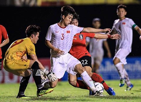 Thua Hàn Quốc 1-2, U19 Việt Nam kết thúc GSB Bangkok Cup 2019 với ngôi Á quân