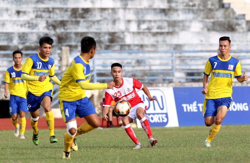 VCK giải vô địch U21 QG Báo Thanh Niên 2019: Đồng Tháp tiếp bước HL.Hà Tĩnh vào bán kết