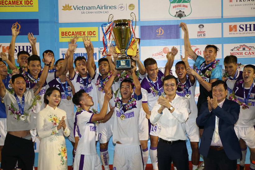 U21 Hà Nội vô địch Giải bóng đá U21 QG Báo Thanh Niên 2019