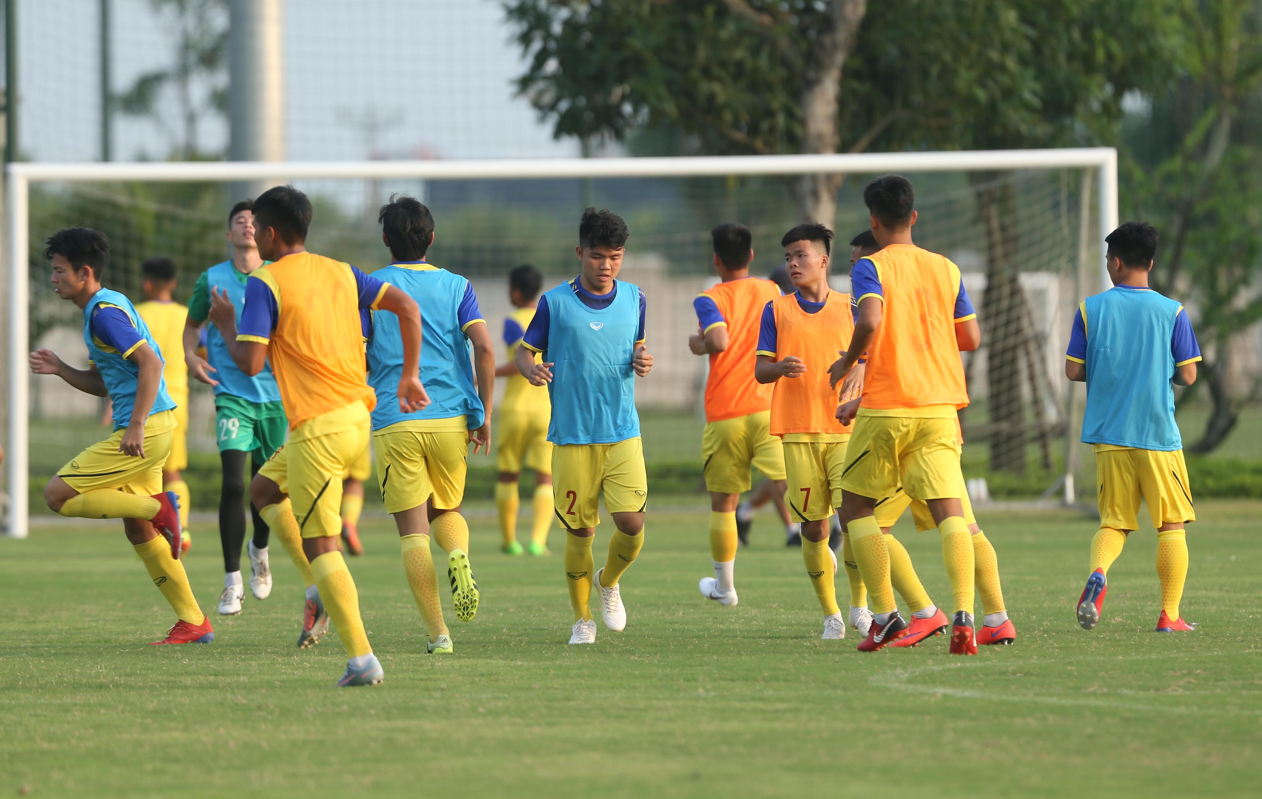 ĐT U19 Việt Nam di chuyển vào Tây Ninh tập huấn trước thềm Vòng loại châu Á 2020