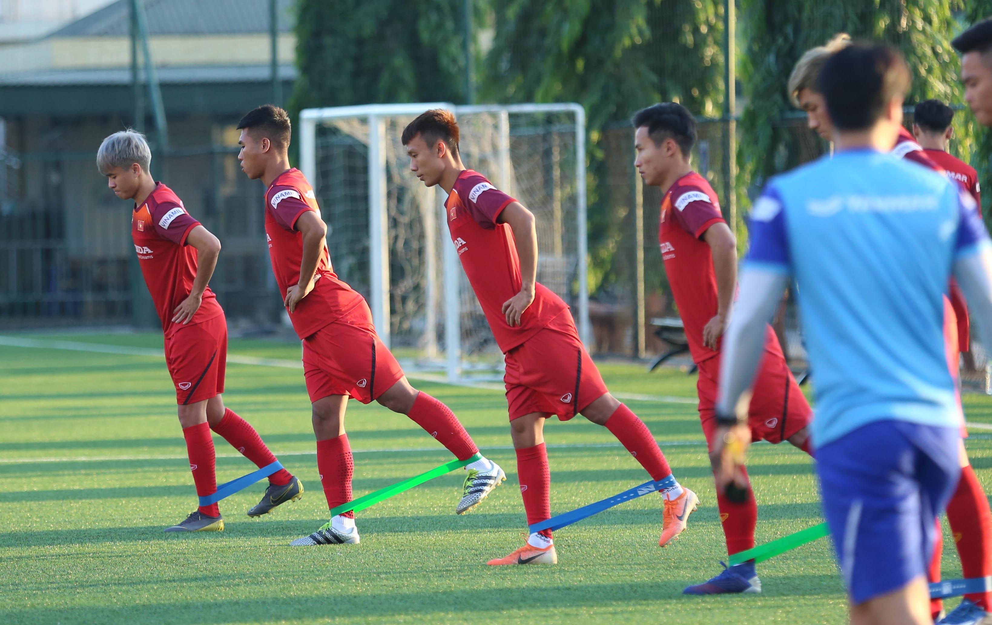 HLV Park Hang-seo đánh giá về bảng đấu của U22 Việt Nam tại SEA Games 30