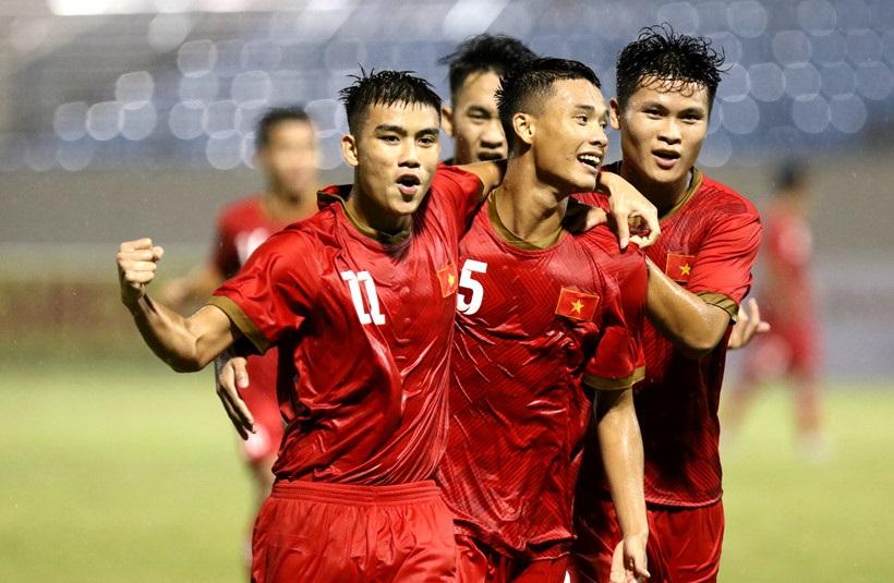 Giải U21 quốc tế 2019: Tuyển chọn U21 Việt Nam thắng đậm Tuyển ĐH Hanyang trong trận ra quân
