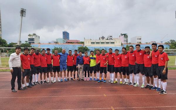 Bế mạc khóa học huấn luyện viên Thủ môn cấp 1 AFC