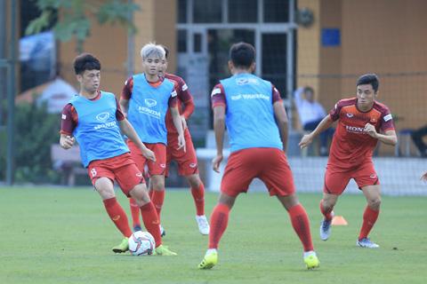 Tiền vệ Trần Thanh Sơn (U22 Việt Nam): 'Tôi sẽ nỗ lực hết sức để được dự SEA Games 2019'