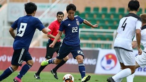 VL U19 châu Á 2020 (bảng J): Nhật Bản trút cơn mưa bàn thắng vào lưới Guam trận mở màn