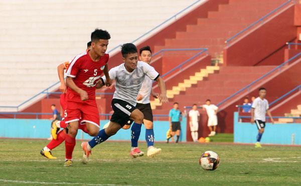 Kết quả lượt trận thứ 3 giải bóng đá hạng Ba Quốc gia 2019: PVF dẫn đầu bảng A