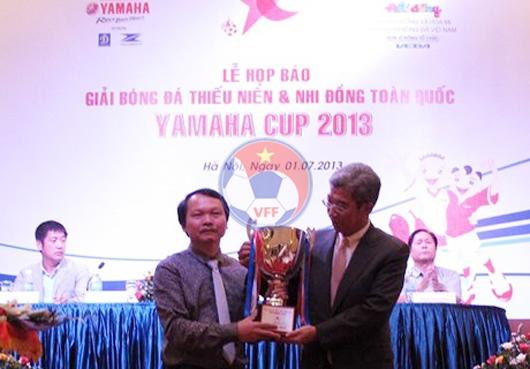 Họp báo vòng chung kết giải Thiếu niên - Nhi đồng toàn quốc 2013