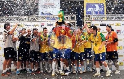 Giải Futsal quốc tế 2013: Brazil mang đội hình vừa vô địch Futsal Grand Prix qua Việt Nam