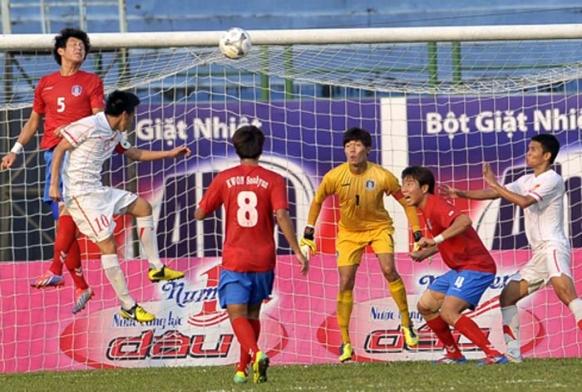 ĐT U23 Việt Nam gặp B.Bình Dương tại chung kết BTV Cup 2013