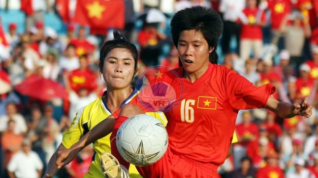 Bóng đá nữ Việt Nam giữ nguyên thứ hạng 28 trên BXH FIFA quý III/2013