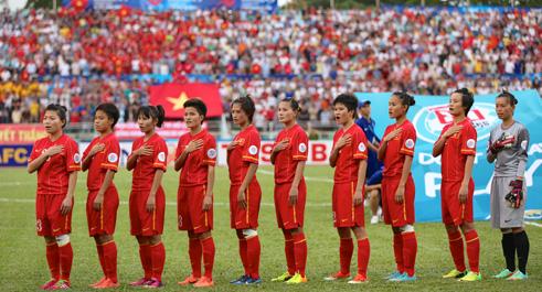 Ủy Ban nhân dân Thành phố Hà Nội gửi thư chúc mừng và tặng thưởng đội tuyển nữ Việt Nam 1 tỷ đồng