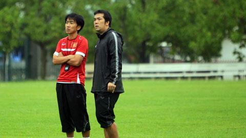 Chuyên gia phục hồi thể lực Hiro Fujimoto (Đội tuyển Việt Nam): Phía sau những đôi chân không mỏi