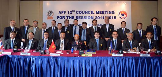 Hội đồng AFF khẳng định kế hoạch tổ chức thi đấu giai đoạn còn lại của năm 2014