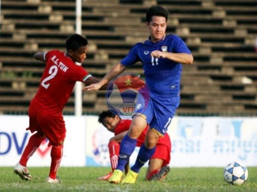 BIDC Cup 2013: U23 Malaysia giành vé vào bán kết, Thái Lan có 3 điểm