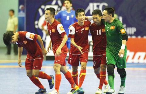 Nguyễn Bảo Quân - Đội trưởng Đội tuyển Futsal Việt Nam: Qua cơn bĩ cực tới hồi thái lai!