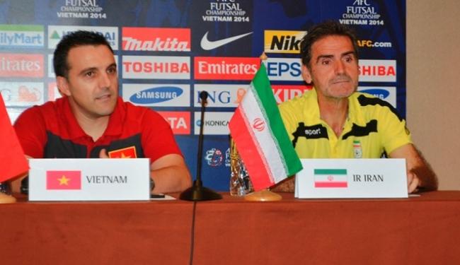 """HLV Bruno Garcia: """"ĐT Việt Nam cần một chút may mắn để chiến thắng Iran"""""""