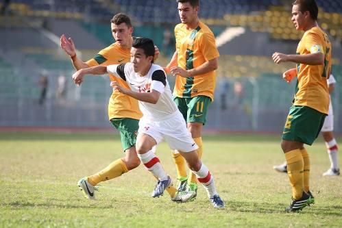 VIDEO U19 Việt Nam đại thắng U19 Australia, thẳng tiến vào VCK U19 châu Á