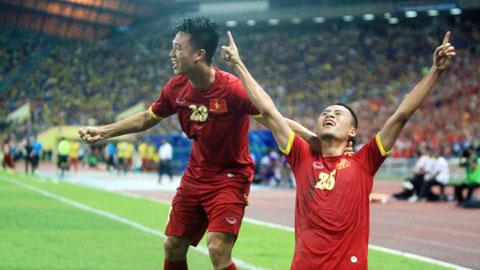 Bán kết lượt đi, Malaysia 1-2 Việt Nam: Chiến công ngọt ngào