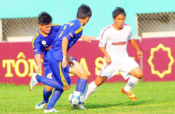 Kết quả bốc thăm xếp lịch thi đấu Vòng loại giải U19 QG- Cúp Tôn Hoa Sen 2014
