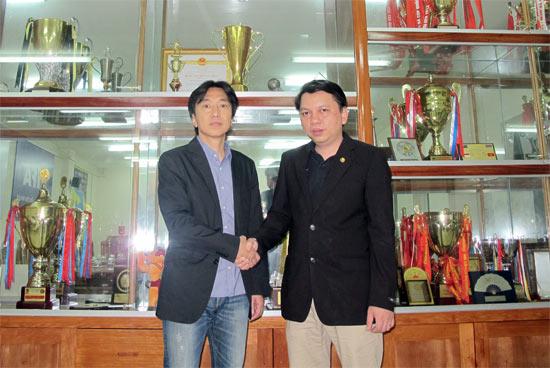 Ông Toshiya Miura sẽ đảm nhiệm cương vị HLV ĐTQG & Olympic QG